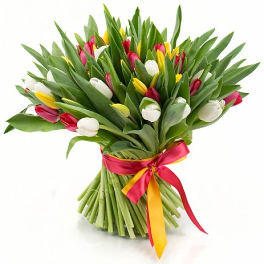 101 тюльпан ассотри