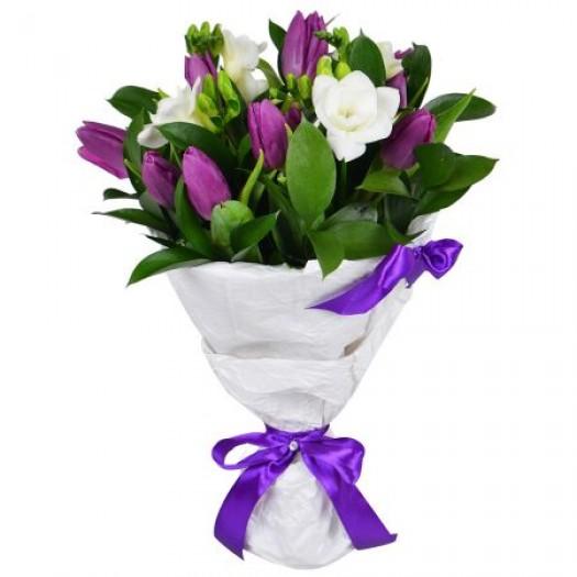 Букет «Виолетта»