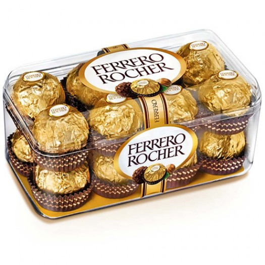 Конфеты «Ferrero rosher»
