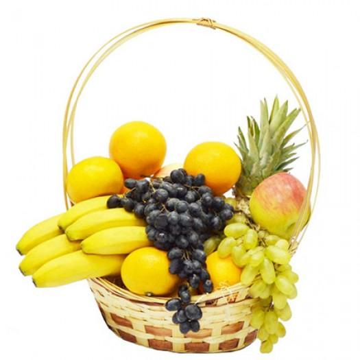 Корзина с фруктами «Витаминный бум»