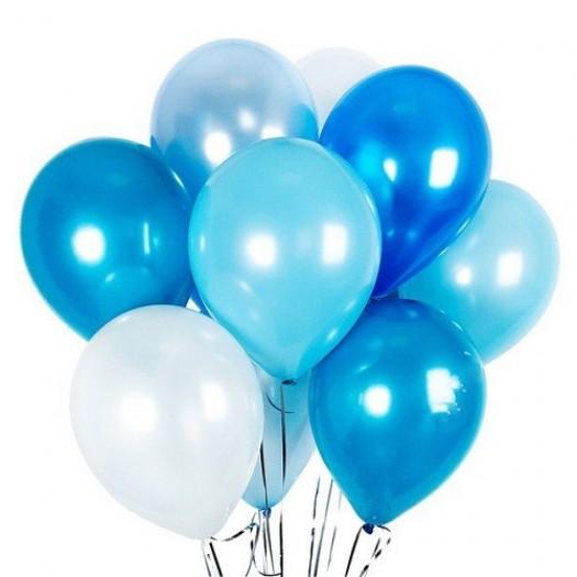 10 шариков для мальчика